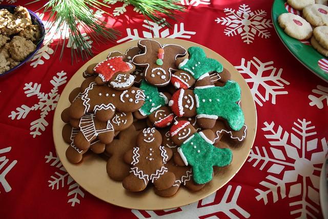 Gingerbread Men - Torie