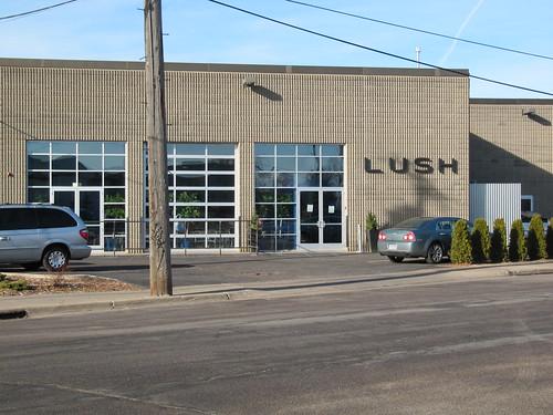 Lush Food Bar