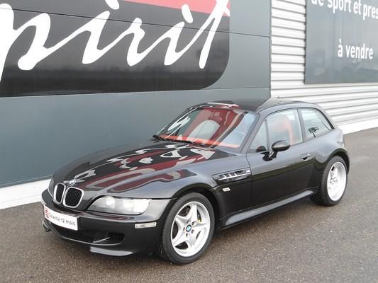 1999 BMW M Coupe | Cosmos Black | Kyalami Orange/Black