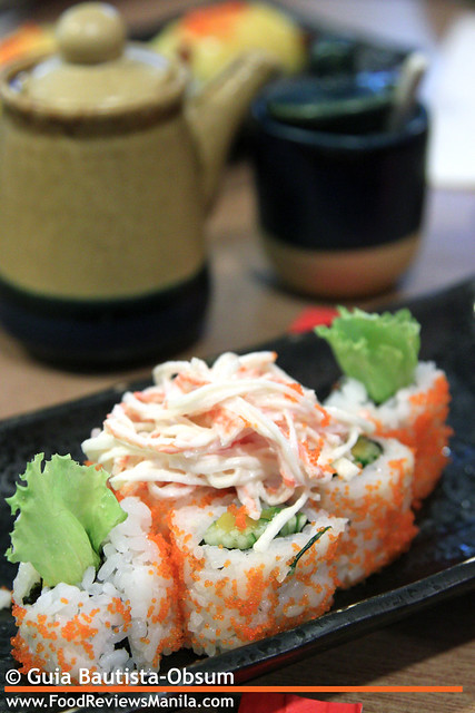 Sumo Sam California Roll