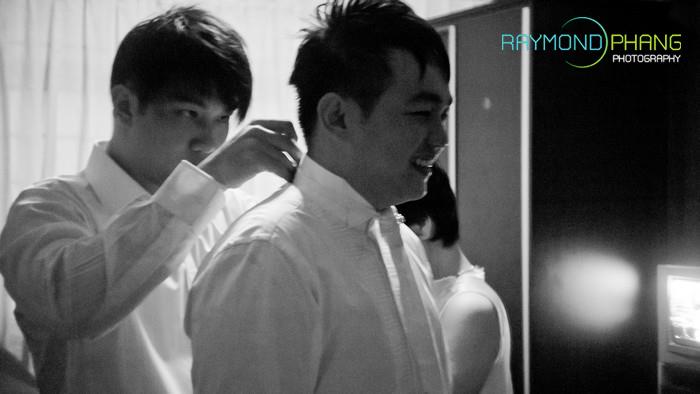 Raymond Phang (J&S) - Actual Day Wedding 1