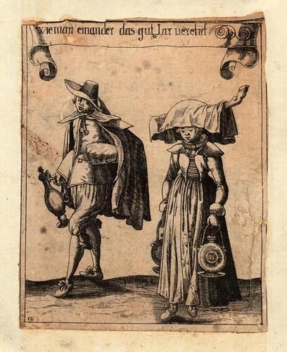 015-Basler Kleidung aller hoh- und nidriger Standts-Personen…1634- Hanns Heinrich Glaser