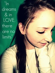 In Dreams & In Love.