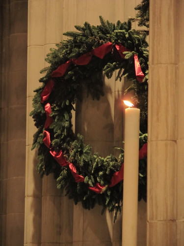 Christmas Eve Service at the National Cathedral