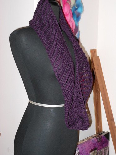 Mixt Cowl in Cotton Supreme