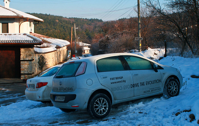 Cars from venci.bg