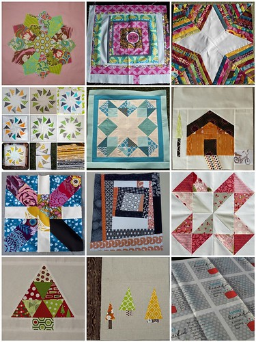 Sew Beautiful Bee Blocks 2011