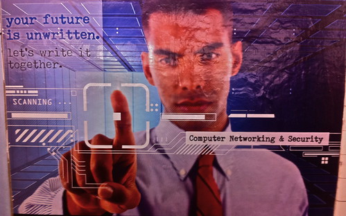 Cybersecurity Cowrites Our Future