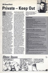 Bicycle Action, April 1988