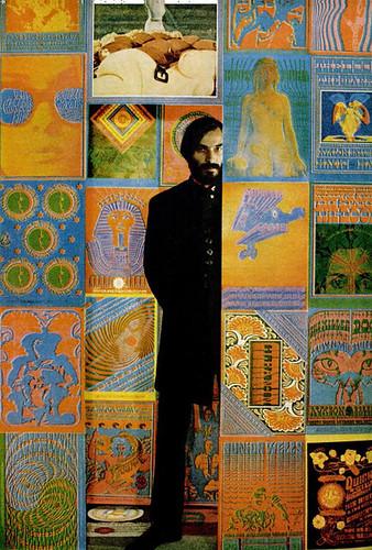 Arte Psicodelica - Victor Moscoso