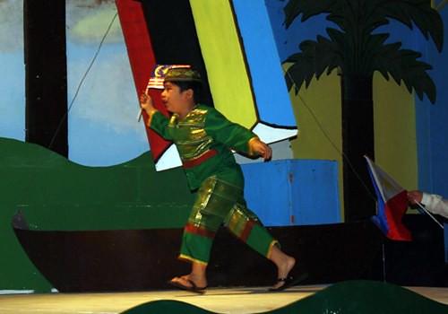 Malaysia-costume