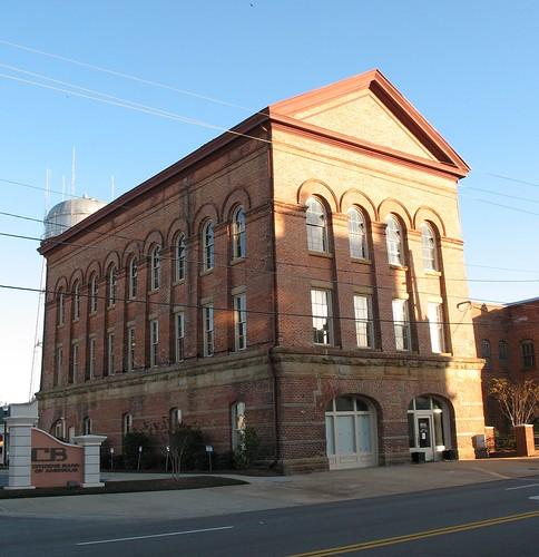 Old City Hall/Fire Hall Americus GA