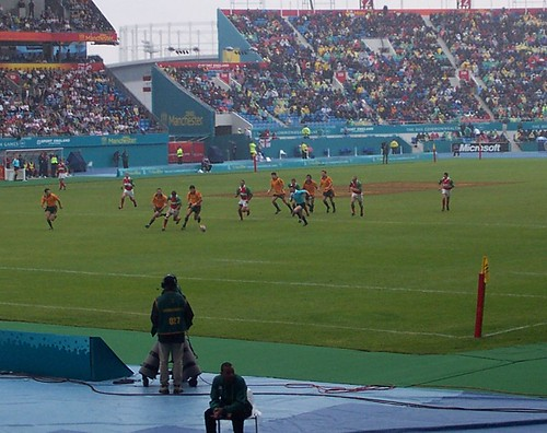 COMMONWEALTH GAMES RUGBY SEVENS