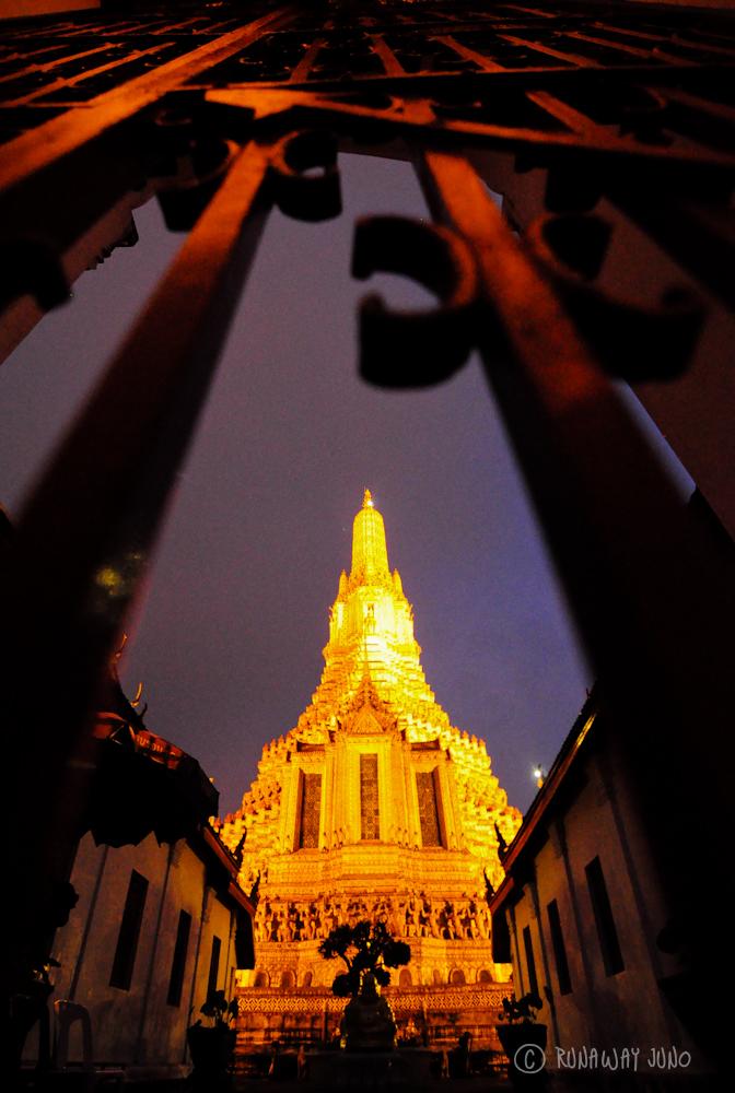 Wat Arun BKK RunawayJuno