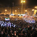 New Year's celebration in Tahrir