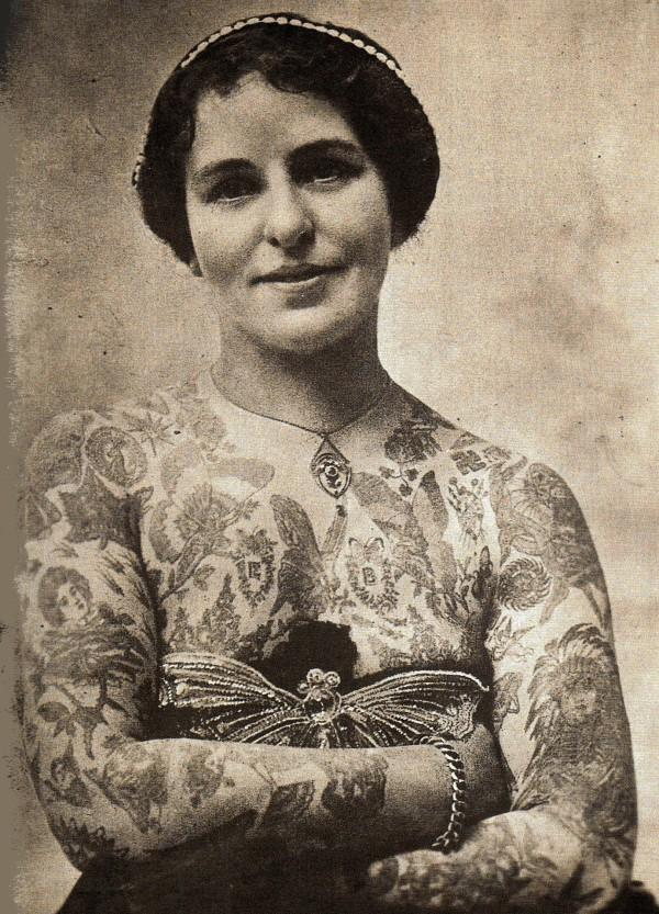 Badass Tattooed Ladies