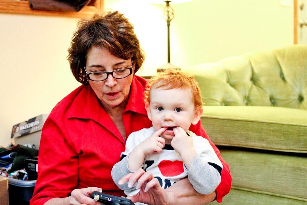 Ben & Grandma