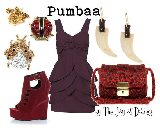 Inspired by: Pumbaa