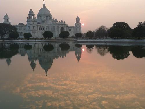 sunset india kolkata victoriamemorial westbengal supershot impressedbeauty flickrdiamond magicunicornverybest coth5 blinkagain bestofblinkwinners
