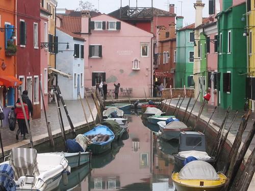 Burano (Venezia), Fondamenta Cavanella