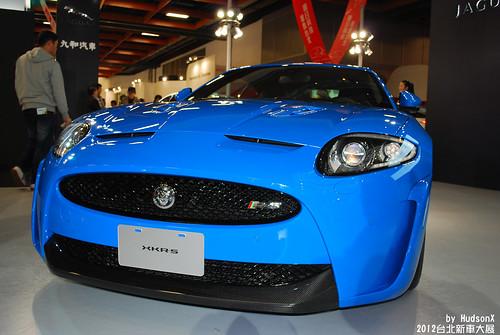 Jaguar XKR-S (1)