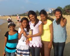 Sri lankan teen girls
