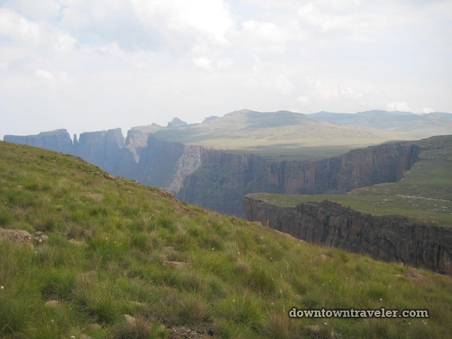 Drakensberg Mountain Hike South Africa 13