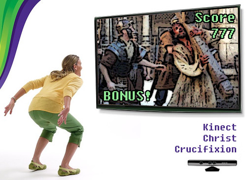 Xbox Kinect Game To Simulate the Crucifixion Gets Blacklisted