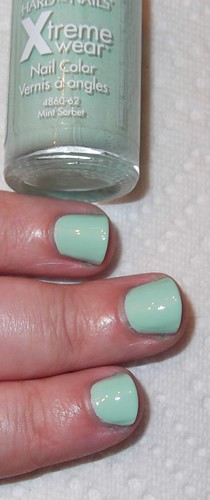 Sally Hansen: Mint Sorbet