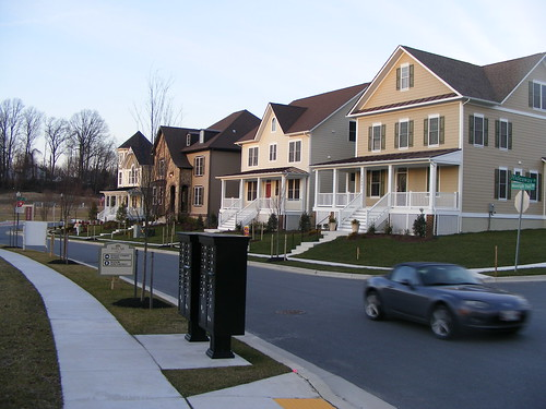 Homes Look Like They Belong in Kentlands