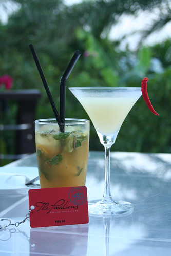 our favorite drinks @ 360 bar