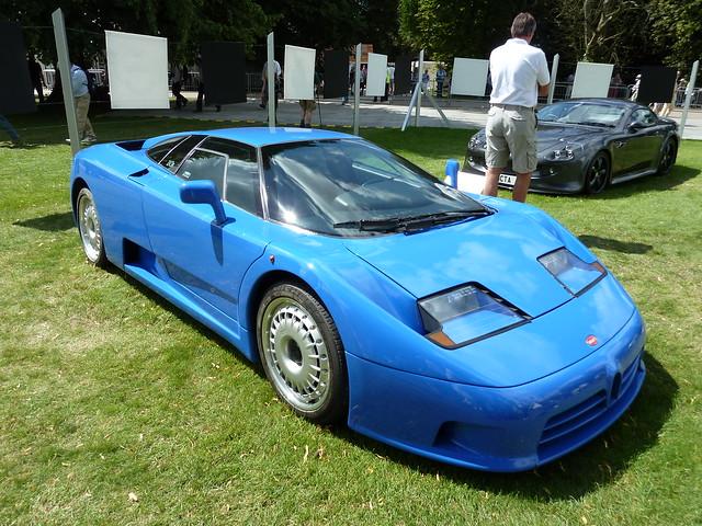 EB110 - Bugatti