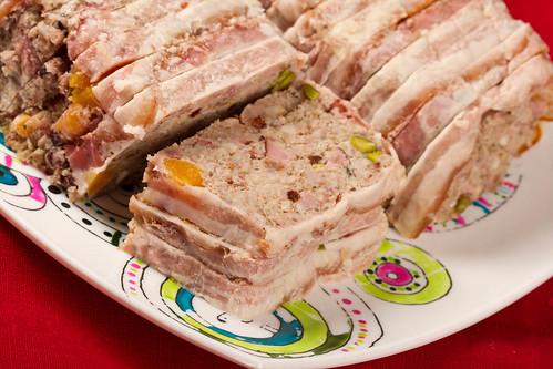 Pork terrine / Vernanda sealihaterriin