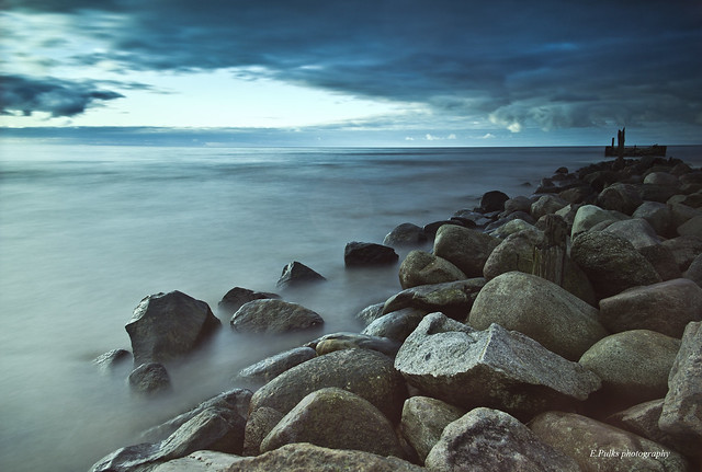Long Exposure at Tuja Mole