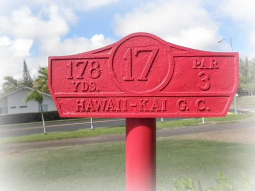Hawaii Kai Golf Course 187b