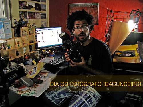 Dia do Fotógrafo by barretorodrigo