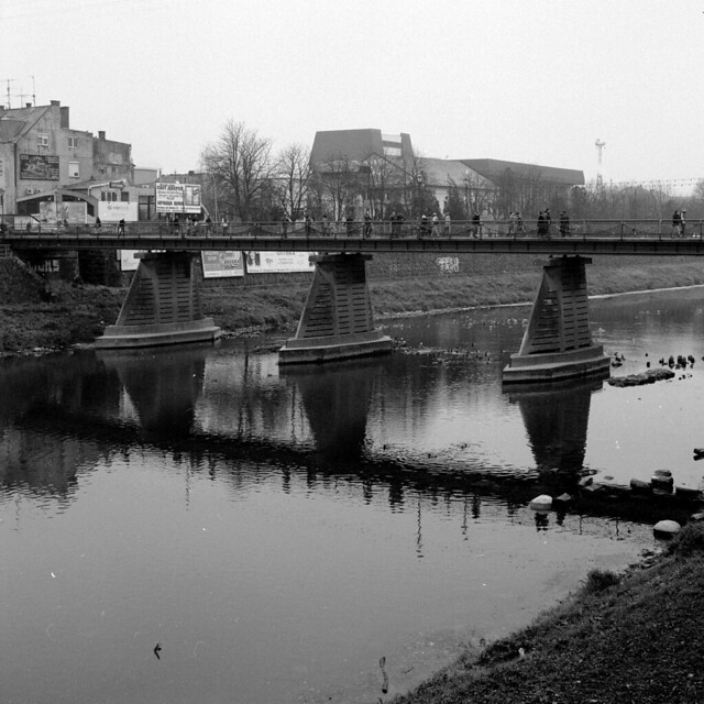 Uzhgorod - Footbridge