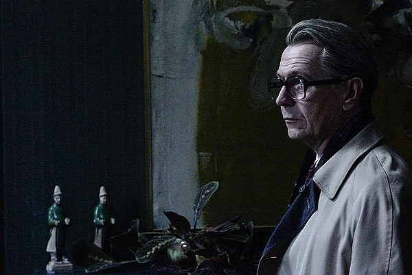 Gary Oldman puts the pieces together in TINKER TAILOR SOLDIER SPY.