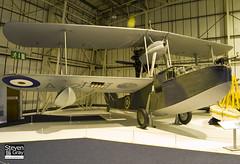VH-ALB - A2-4 - RAF Museum - Supermarine Seagull V - 080203 - RAF Museum Hendon - Steven Gray - IMG_7377