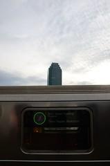Citi Tower 7 Train, Queensboro Plaza New York City Subway IRT Flushing Line, New York CLS_5324.JPG