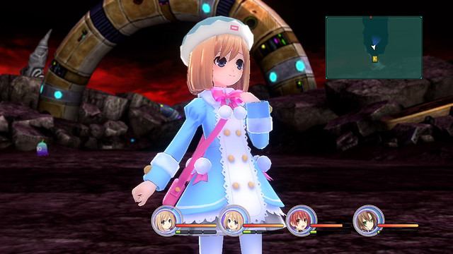 Hyperdimension Neptunia mk2 (54)