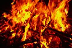 [フリー画像素材] バックグラウンド, 火・炎 ID:201201180400