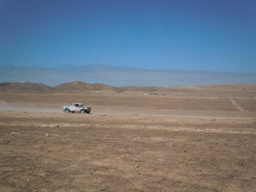 Rally Dakar 2012 Boca de Rio, Tacna