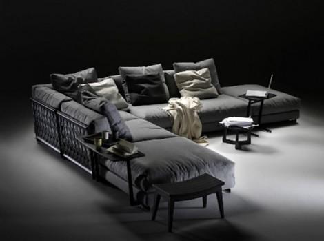 Sofa sectionals modern italian design