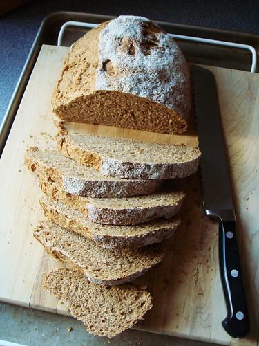 Spelt & Porter Loaf