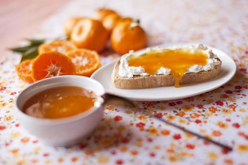 Melmelada de mandarina 1