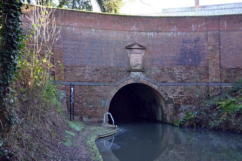 Brandwood Tunnel, Stratford-upon-Avon Canal
