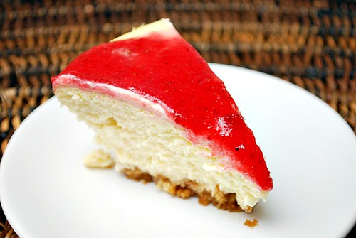 Instant Pot: Light As Air Cheesecake