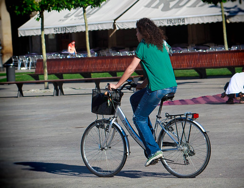 Bicycle in Spain