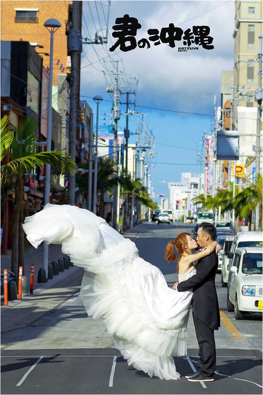 沖繩‧婚紗攝影|君の沖繩